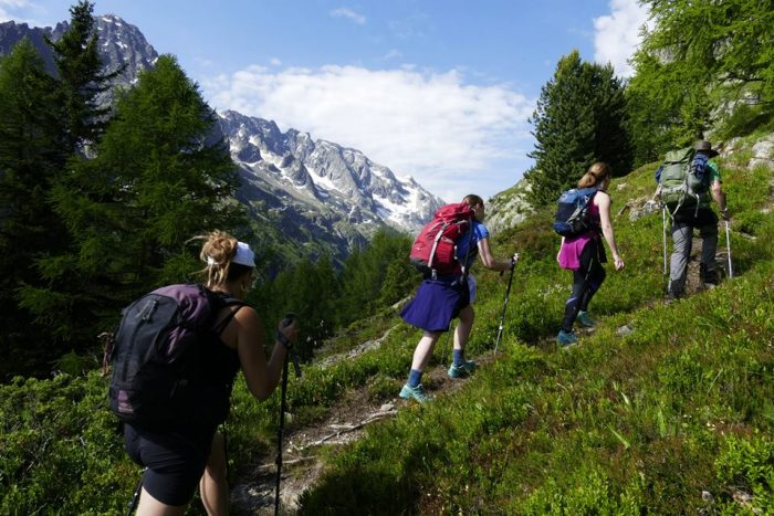Peak Transfer provides Chamonix to Geneva Airport transfers and Hiking Essentials in the Mountains
