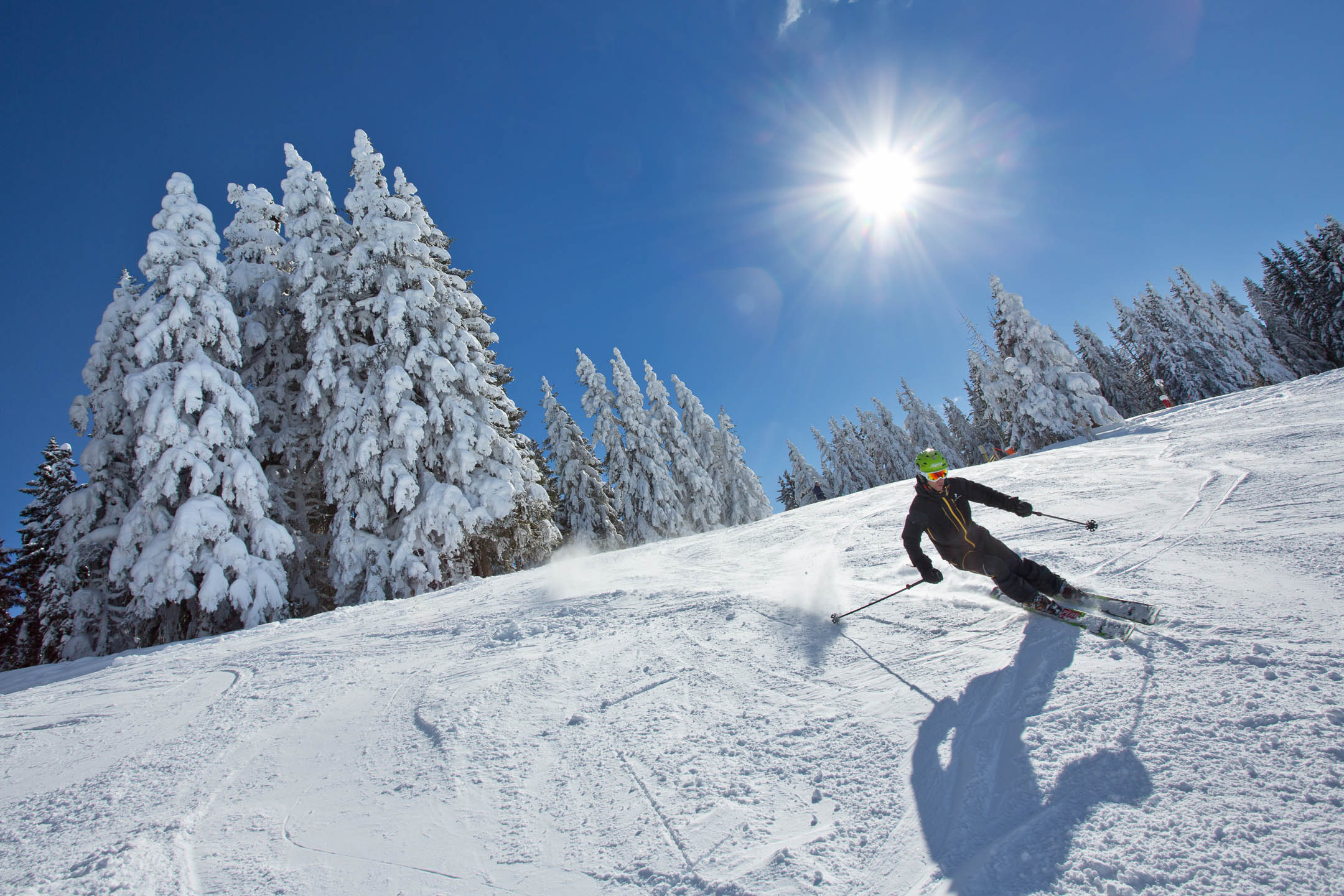 Why you should go Spring Skiing in the Alps this season