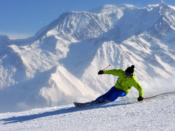 Top Ski Weekend and Short Break Destinations in Europe